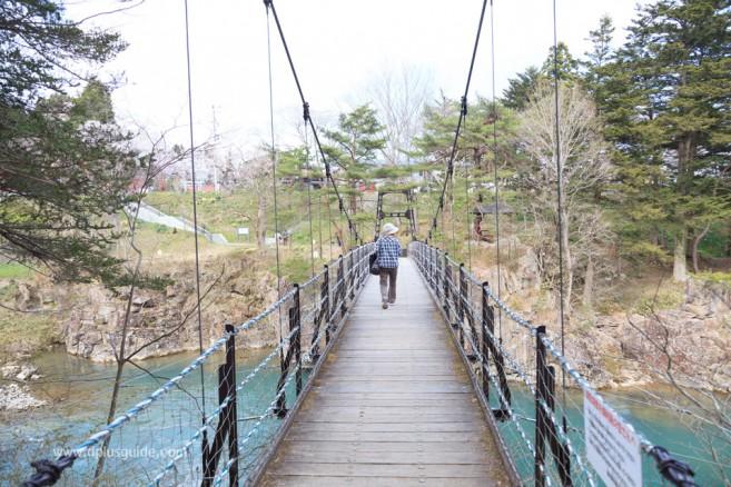 ชมวิว ชิมดังโงะเหินฟ้า ที่เก็นบิเก (Genbikei)