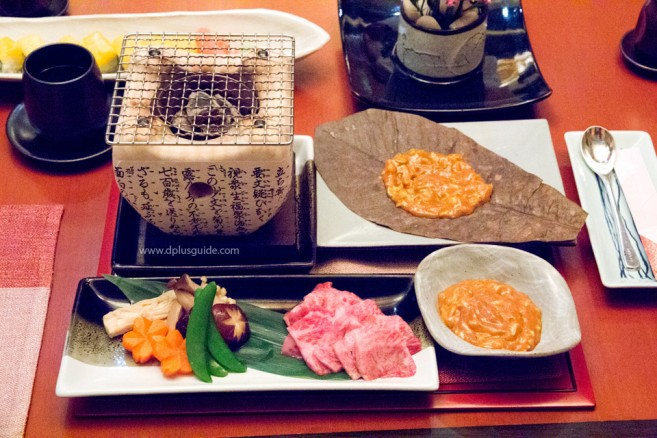 ชิมสุดยอดเนื้อฮิดะ (Hida-gyu) แบบไม่ต้องไปไกลถึงญี่ปุ่นที่ KiSara @ Conrad Bangkok Hotel