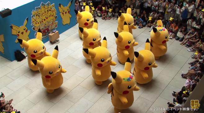 เตรียมพบกับขบวนพาเหรดพิคาชู (Pikachu) บุกโยโกฮามะ สิงหานี้!
