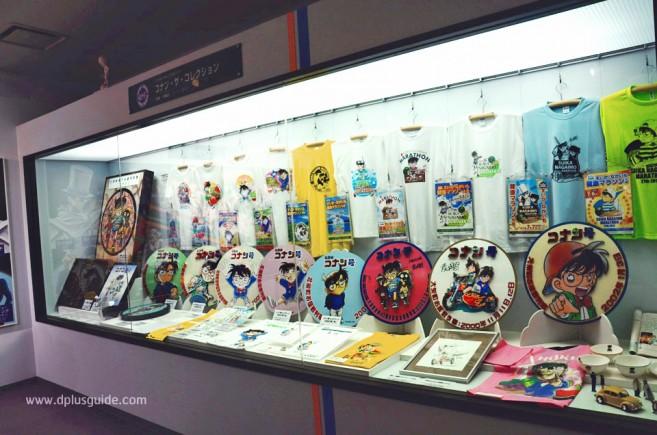 เที่ยวญี่ปุ่น ตามรอยนักสืบจิ๋วโคนัน ที่พิพิธภัณฑ์ Gosho Aoyama Manga Factory