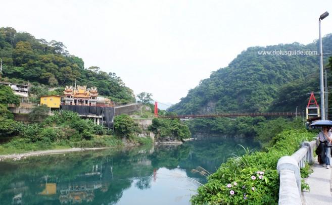 เที่ยวไต้หวัน อูไหล Wulai Taiwan