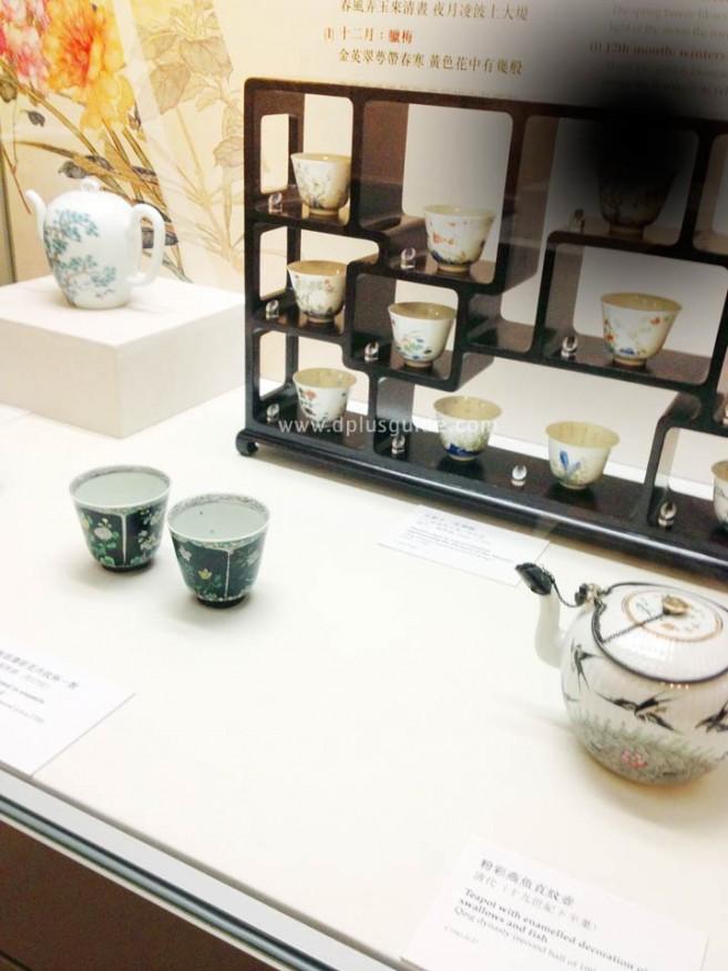 เที่ยวฮ่องกง พิพิธภัณฑ์เครื่องชา Flagstaff House Museum of Tea Ware
