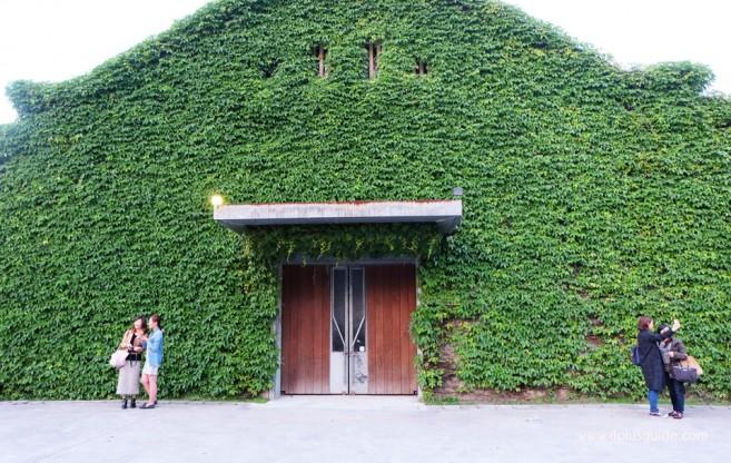 เที่ยวไต้หวัน Huashan 1914 Creative Park พื้นที่สร้างสรรค์ในไทเป