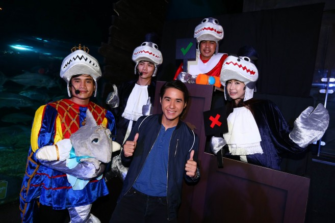 Puppet Show_ชุด Lost in the Shark World (3)