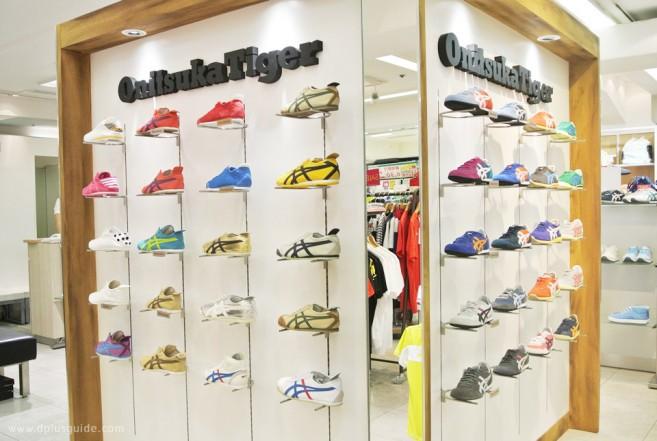 เที่ยวญี่ปุ่น ช้อป ONITSUKA TIGER ที่ห้างสรรพสินค้า Odakyu Department Store