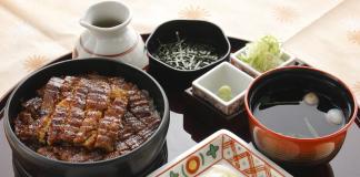 เที่ยวโตเกียว ร้าน Bincho ชิมข้าวหน้าปลาไหลเตาถ่าน ฮิทสึมาบูชิ
