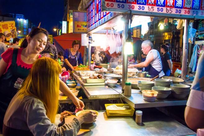 มาเที่ยวไต้หวันต้องเที่ยวตลาดกลางคืน!