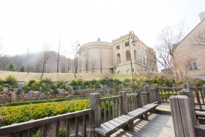 เที่ยวเกาหลี หมู่บ้านอังกฤษ เมืองพาจู (Gyeonggi English Villages Paju Camp) เดินทางได้จากโซล