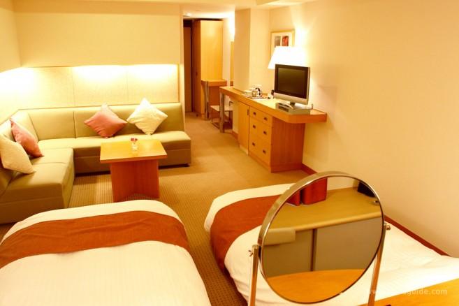 รีวิวด้านในโรงแรม Hotel Clubby Sapporo ที่พักแนะนำ ใกล้แหล่งช้อปปิ้งซัปโปโร