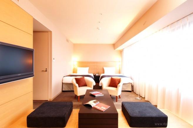 รีวิวที่พัก เที่ยวฮอกไกโด โรงแรม BEST WESTERN Hotel Fino Sapporo ใกล้สถานีรถไฟซัปโปโร