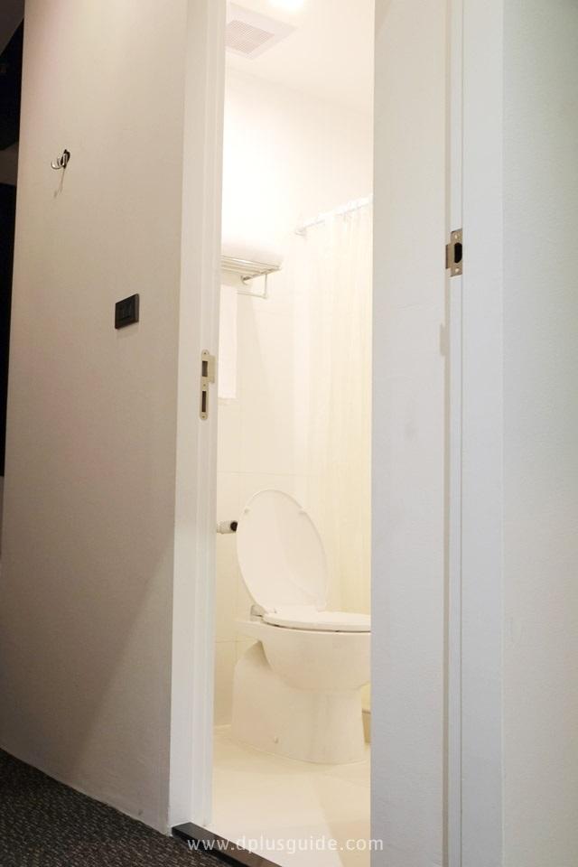 ห้องพัก โรงแรมแคปซูล sleeep box by MIRACLE