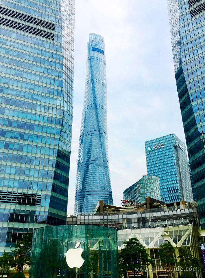 จุดชมวิว ย่านผู่ตง เซี่ยงไฮ้ 3 สุดยอดตึกระฟ้าใหม่ย่าน Pudong วิวที่พลาดไม่ได้ของเมืองเซี่ยงไฮ้