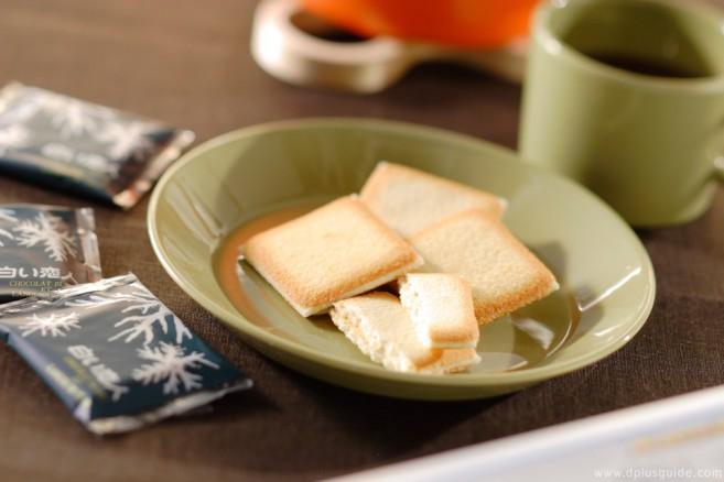 Shiroi Koibito ขนมของฝากยอดนิยมจากฮอกไกโด