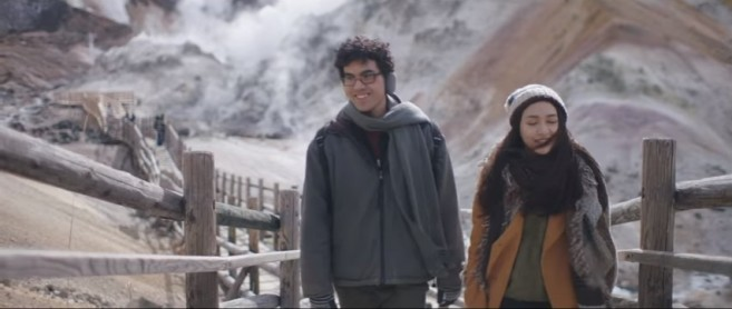 ตามรอยภาพยนตร์แฟนเดย์ สถานที่ถ่ายทำฉากหุบเขานรกพ่นควัน