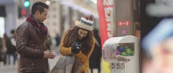 ภาพยนตร์แฟนเดย์ สถานที่ถ่ายทำ ทะนุกิโคจิ ฉากตามหากาชาปอง