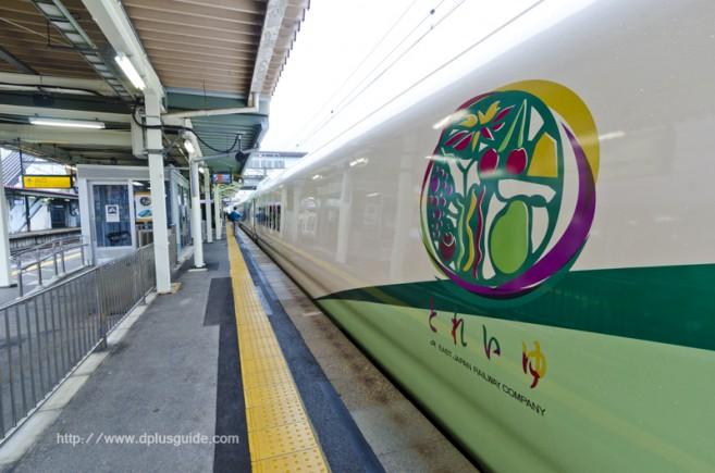 เที่ยวญี่ปุ่น แบบ 2 in 1 กับรถไฟออนเซนเคลื่อนที่ Torei-yu Tsubasa กันเถอะ