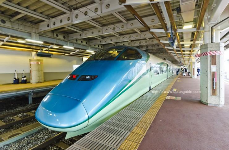 เที่ยวญี่ปุ่นด้วยรถไฟขบวน Torei-yu Tsubasa : ออนเซนเคลื่อนที่
