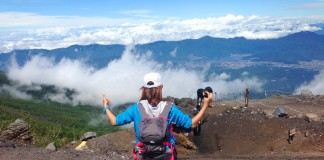 ปีนภูเขาไฟฟูจิ…ชีวิตหนึ่งควรต้องลอง!! (ตอนที่ 2)