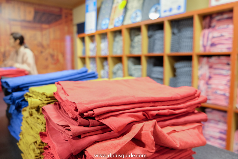 ผ้าคาดเอว สำหรับชุดยูกาตะ ชุดสำหรับเปลี่ยนใส่ในบริเวณออนเซ็น โอเอโดะ ออนเซ็น โมโนกาตาริ (Oedo Onsen Monogatari)