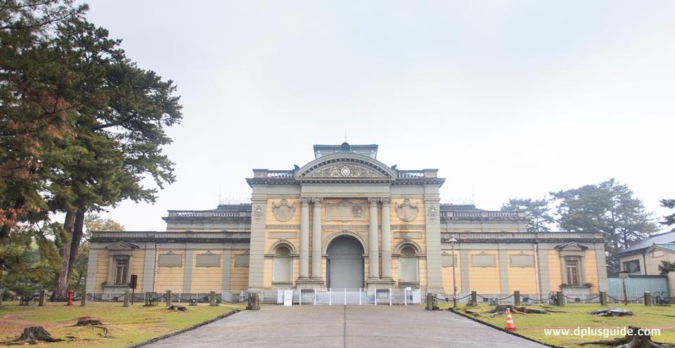 เที่ยวญี่ปุ่น พิพิธภัณฑ์แห่งชาตินารา  DPlus Guide