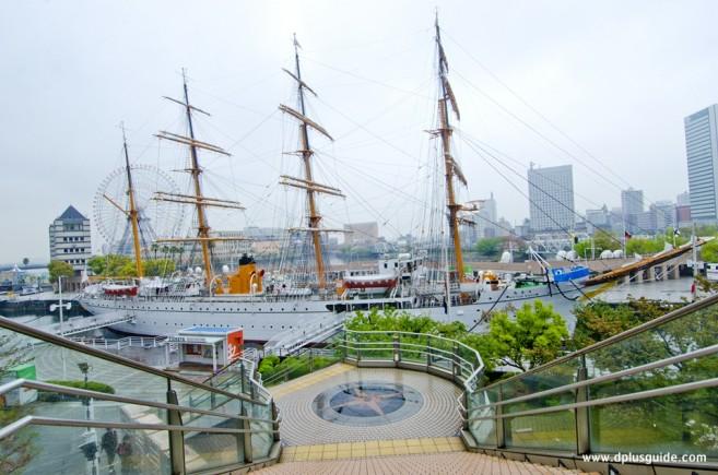 เที่ยวญี่ปุ่น พิพิธภัณฑ์เรือ Nippon Maru