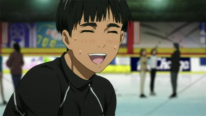 """พิชิต จุฬานนท์ ตัวละครจาก """"Yuri!!! on Ice"""""""