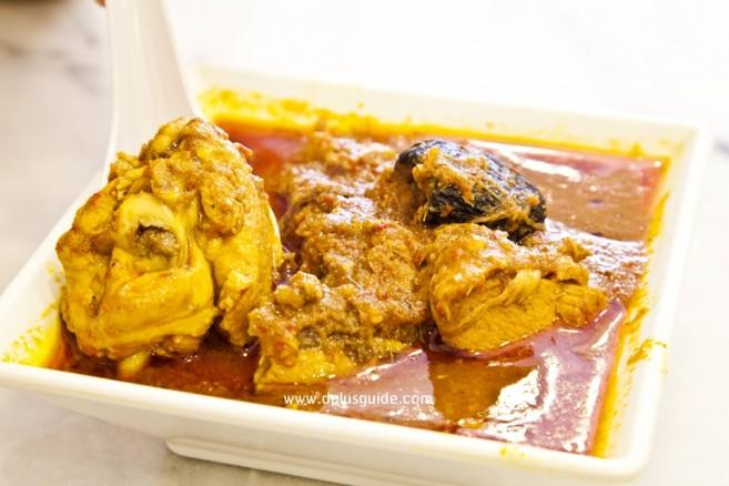 Ayam Buah Keluak (อะยัม บวค กลูวะก์)
