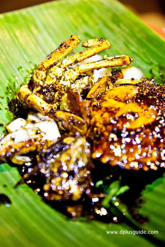 Chilli Crab and Black Pepper Crab