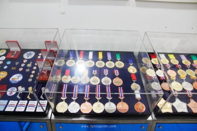 เหรียญรางวัลมากมาย จากนักกีฬาไอซ์สเก็ตและสปีดสเก็ตไทย