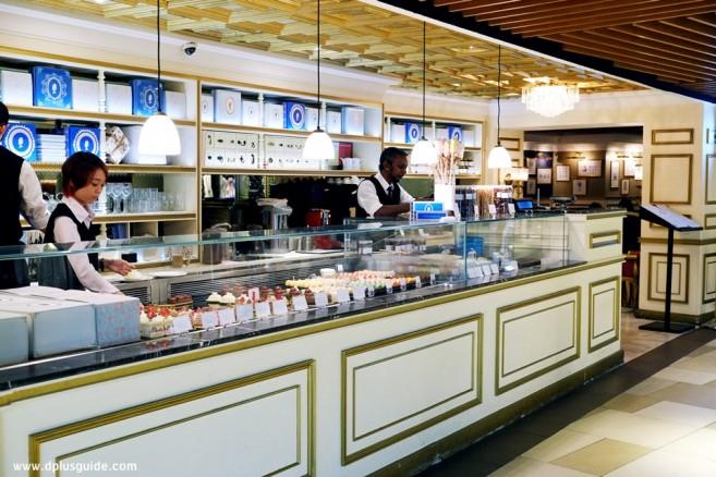 เที่ยวสิงคโปร์ Antoinette ร้านน้ำชาอองตัวเนต