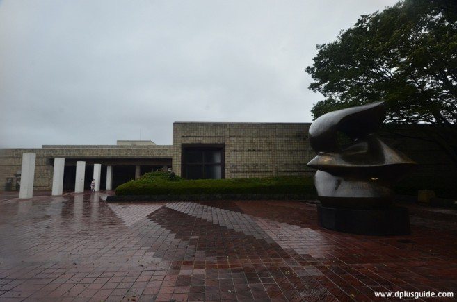 เที่ยวญี่ปุ่น เที่ยวโทโฮขุ เที่ยวเซนได พิพิธภัณฑ์ศิลปะมิยางิ (Miyagi)