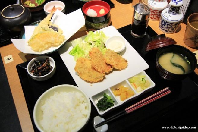 เที่ยวญี่ปุ่น ร้าน Osakana Kazoku Zakoya เมนูปลากิ๊บเกร๋ ที่ฟุกุโอกะ คิวชู