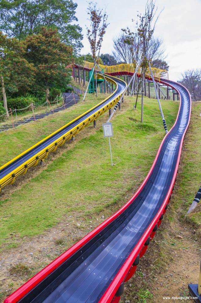 เที่ยวญี่ปุ่น เที่ยวจูบุ เที่ยวชิซูโอะกะ มาชมดอก Wisteria ได้ที่สวน Rengeji-Ike Park