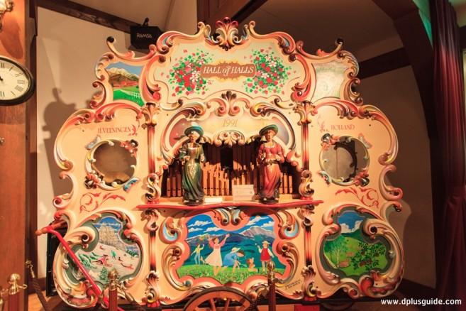 พิพิธภัณฑ์กล่องดนตรี (Rokko International Musical Box Museum)