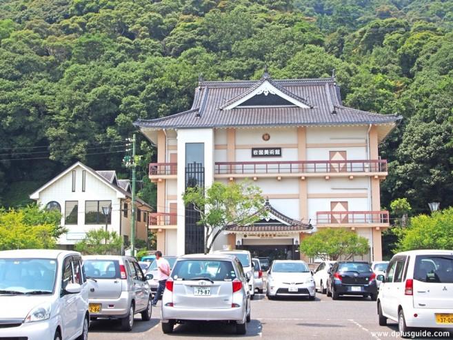 เที่ยวญี่ปุ่น ภูมิภาคจูโงะกุ พิพิธภัณฑ์ศิลปะอิวาคุนิ (Iwakuni Art Museum)