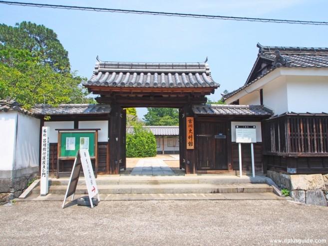 เที่ยวญี่ปุ่น ภูมิภาคจูโงะกุ ชมรูปปั้นท่านไดเมียว ที่สวน Kikko พิพิธภัณฑ์ Kikkawa และ Iwakuni Art Museum