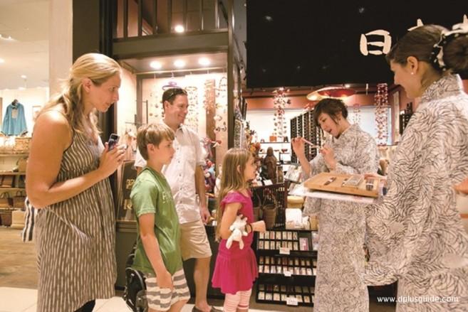 เที่ยวญี่ปุ่นให้สนุกสุดเหวี่ยงกับ NIHONBASHI Coredo Muromachi (ตอนที่ 1)