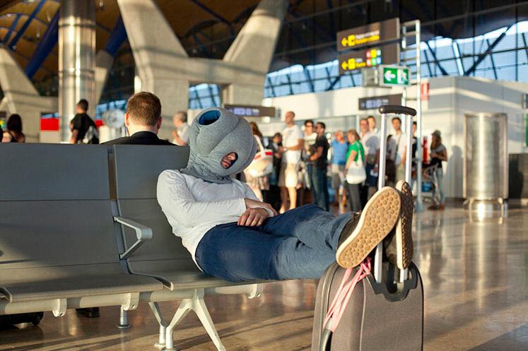 หมอนรองคอแบบไหนถูกใจนักเดินทาง