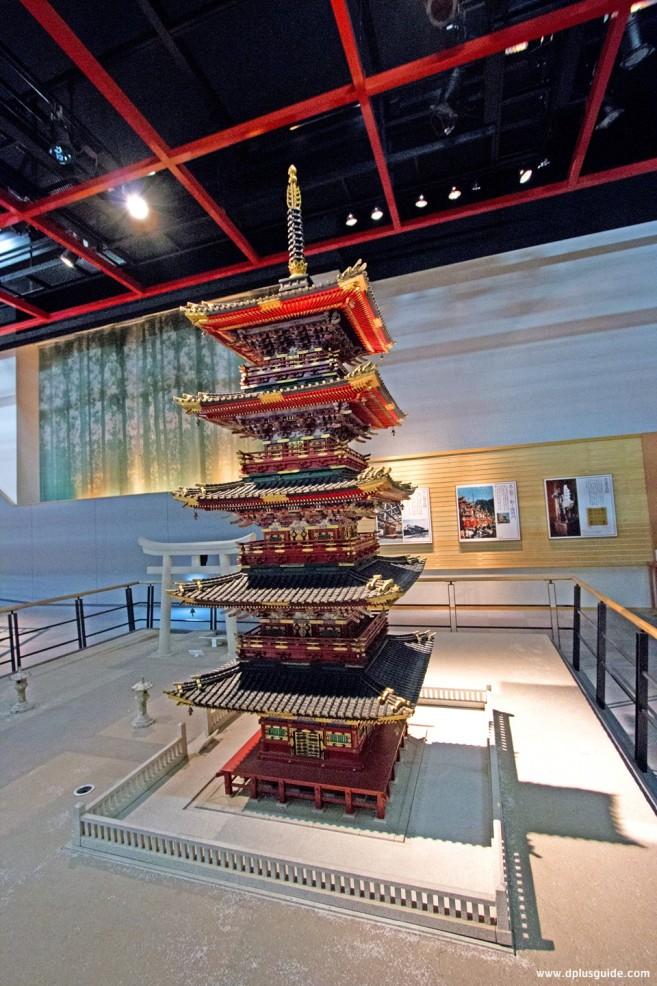 เที่ยวญี่ปุ่น ชมแบบจำลองศาลเจ้าประจำเมืองนิกโกะ ได้ที่ พิพิธภัณฑ์ Sakurayama Nikkokan