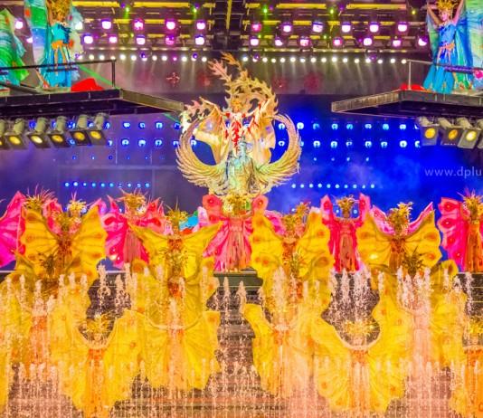 เที่ยวจีน Splendid China & Chinese Folk Culture Villages