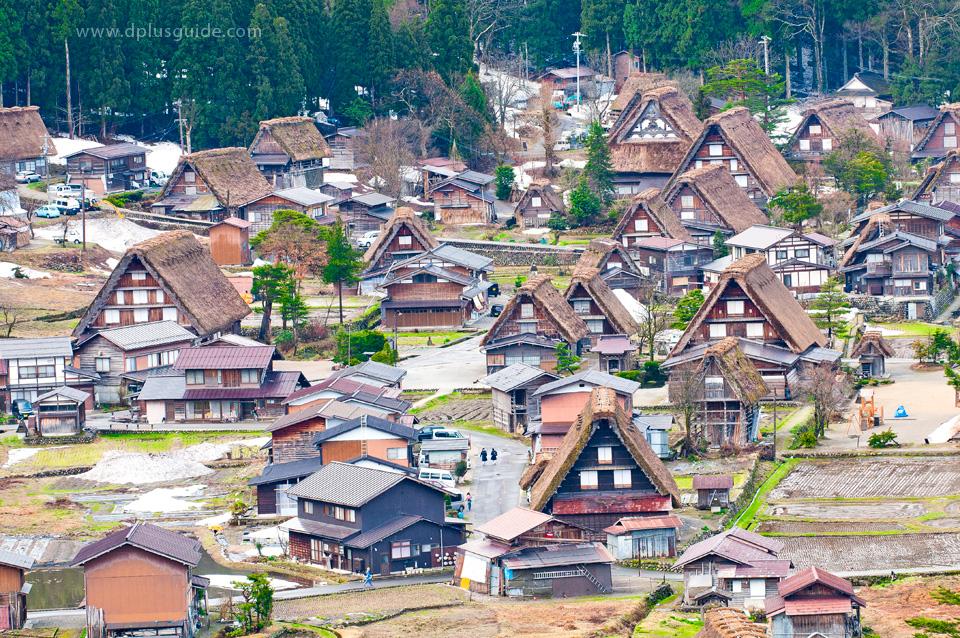 หมู่บ้าน Shirakawa-go ขึ้นเขาไปพักเรียวกัง สัมผัสธรรมชาติบ้านนาที่ญี่ปุ่น