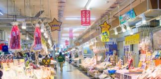 Asaichi ตลาดเช้าอะซาอิจิ ไปฟินอาหารทะเลสดสะใจที่ฮอกไกโด