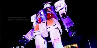 เที่ยว DiverCity Tokyo Plaza ชมกันดั้มยักษ์อลังการ ณ ห้างดังย่านโอไดบะ