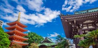 วัด Tocho-ji สักการะพระพุทธรูปนั่งทำจากไม้ขนาดใหญ่ที่สุดในญี่ปุ่น ที่ฟูกุโอกะ