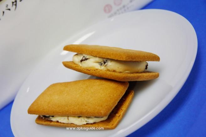 Marusei Butter Sandwich ของ Rokkatei แห่งเมือง Obihiro