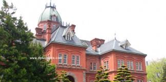 เที่ยวเมืองซัปโปโร ชมตึกที่ทำการรัฐบาลเก่าฮอกไกโด