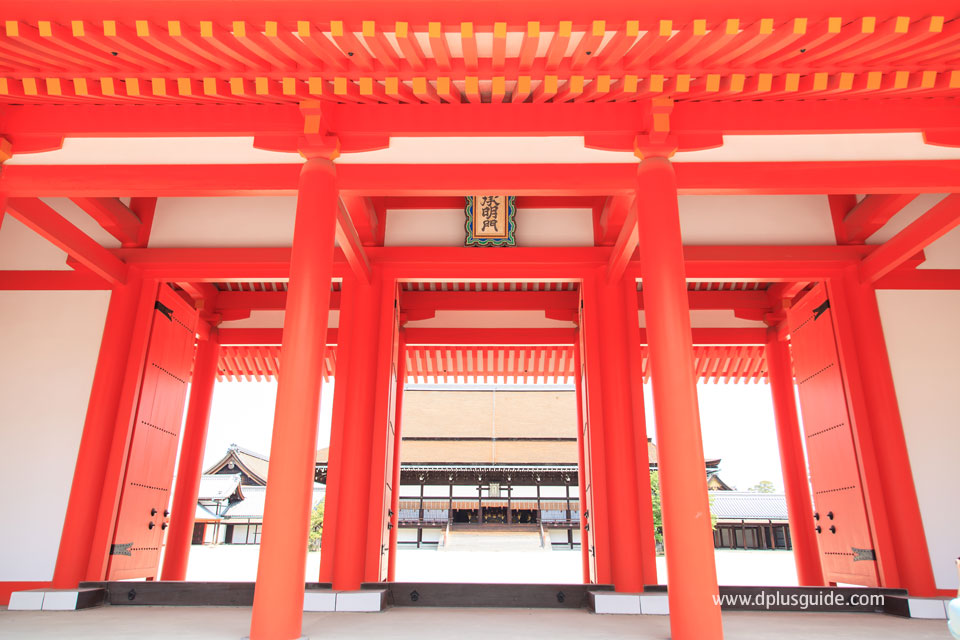 ชมพระราชวังอิมพีเรียลเกียวโต (Kyoto Imperial Palace) ที่ประทับขององค์พระจักรพรรดิญี่ปุ่นในอดีต