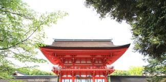 ศาลเจ้าชิโมคาโมะ (Shimogamo Jinja) ศาลคาโมะเบื้องล่าง มรดกโลกแห่งเมืองเกียวโต