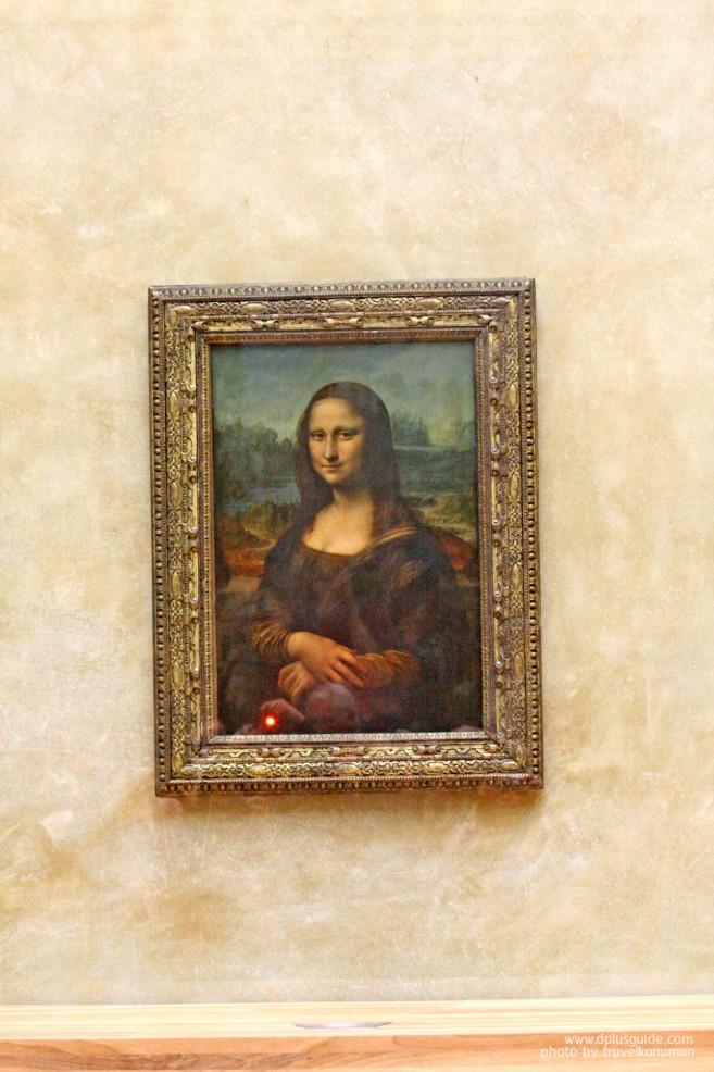 พิพิธภัณฑ์ลูฟวร์ (Louvre) เสพงานศิลป์ระดับโลก ที่ปารีส ฝรั่งเศส