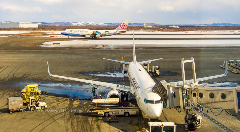 New Chitose Airport (CTS)